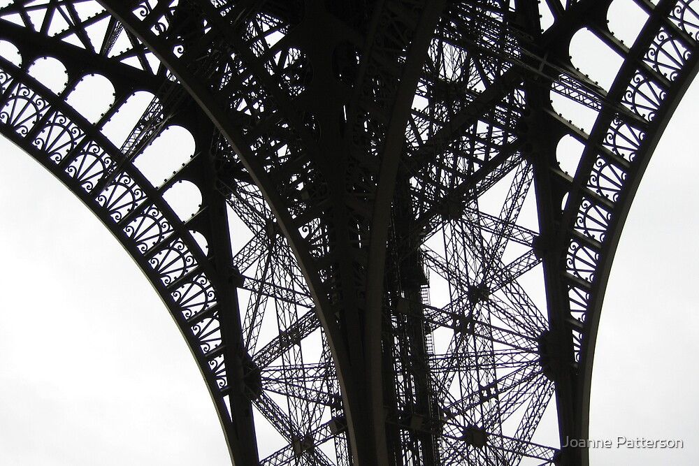 Eiffel Tower, Paris, France by Joanne Patterson
