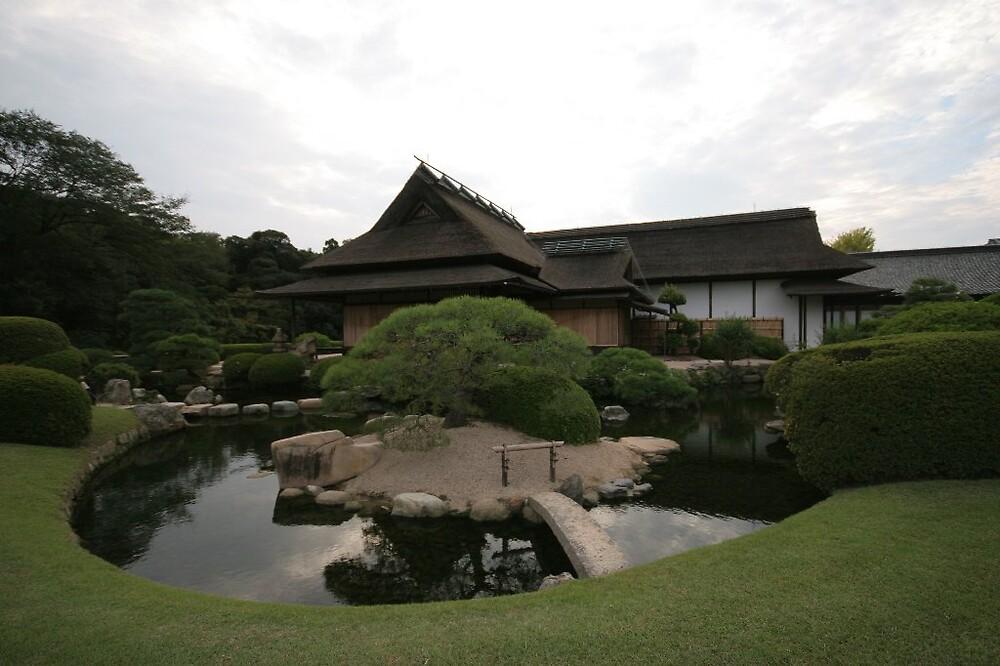 Okayama - Korakuen Garden by Trishy