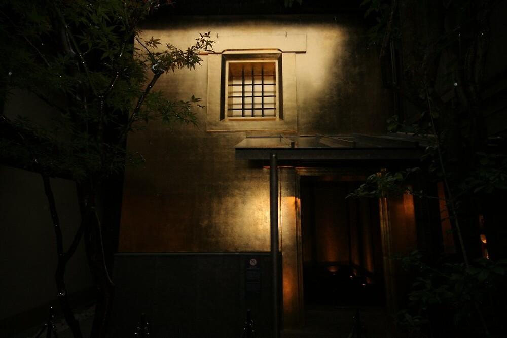 Kanazawa - Gold leaf building by Trishy