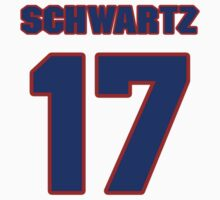 National Hockey player Jaden Schwartz jersey 17 by imsport