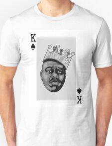 King Of Spades Biggie T-Shirt