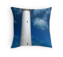 Split Point / Aireys Inlet Lighthouse Throw Pillow