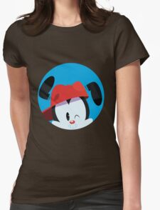 Wakko Chibi Womens Fitted T-Shirt