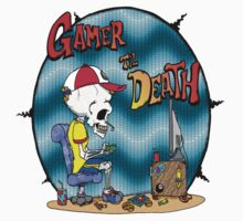 Gamer til Death Kids Clothes