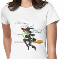 No Rest for the Wicked Womens Fitted T-Shirt
