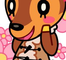 Fauna of Animal Crossing New Leaf Sticker