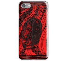 Mirror, Mirror Tormented Musician iPhone Case/Skin