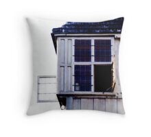 Architectural Detail I Throw Pillow