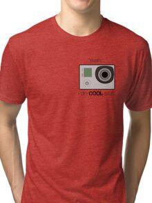 GOPRO - I do cool stuff Tri-blend T-Shirt