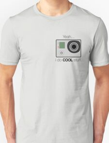 GOPRO - I do cool stuff T-Shirt