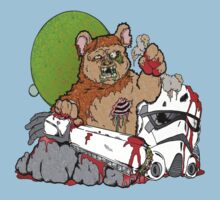 Zombie Ewok Kids Clothes