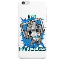 Rest In Peace Handles iPhone Case/Skin