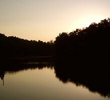 Yatesville Lake, Kentucky by Reflections