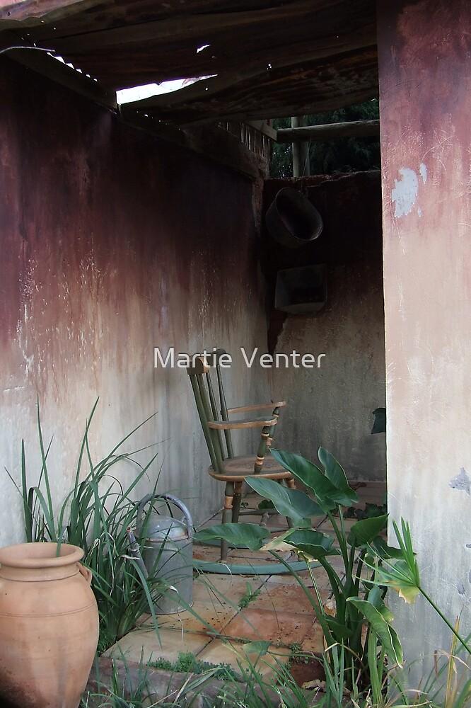 Reminiscences by Martie Venter