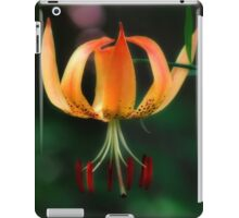 Turks Cap Lily iPad Case/Skin