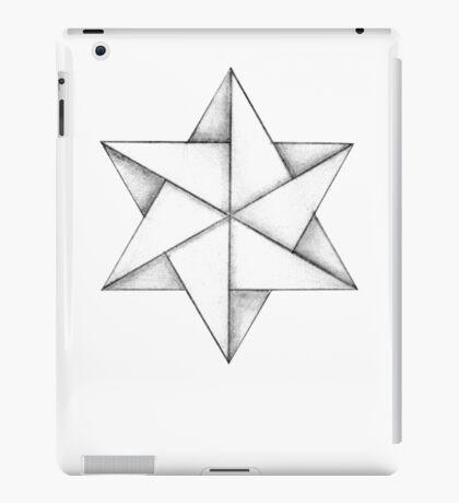 Paper Star iPad Case/Skin