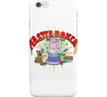 Master Baker iPhone Case/Skin