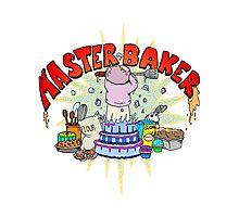 Master Baker Photographic Print