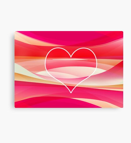 Sweetheart Canvas Print