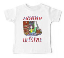 Gaming is a Lifestyle Baby Tee