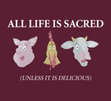 All Life Is Sacred by Dennis Culver