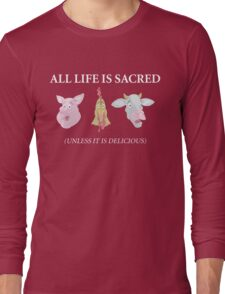 All Life Is Sacred T-Shirt