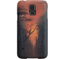Thru the Forest Samsung Galaxy Case/Skin