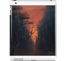 Thru the Forest iPad Case/Skin