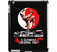5 Element Kung Fu. iPad Case/Skin