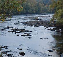 Farmington River Boys by bunnij
