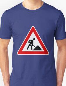 BAUSTELLEN T-Shirt