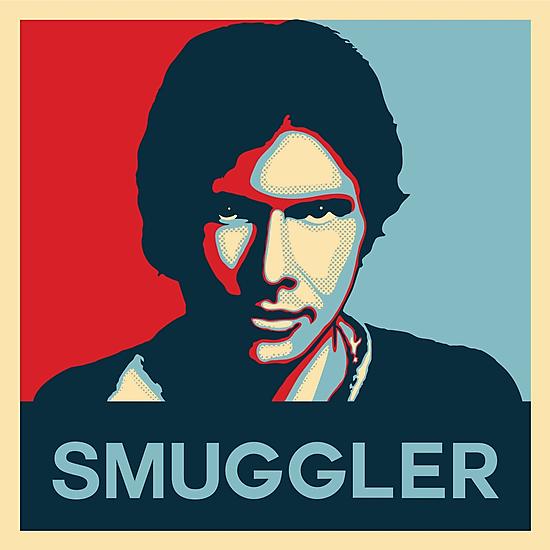Smuggler by stationjack
