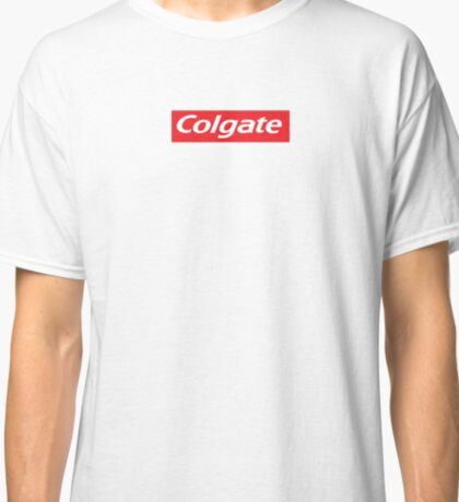 Colgate Box Logo Classic T-Shirt