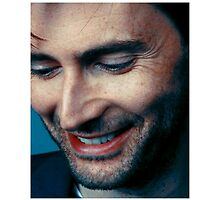 smiling tennant ヾ(。◕ฺ∀◕ฺ)ノ by crowleying
