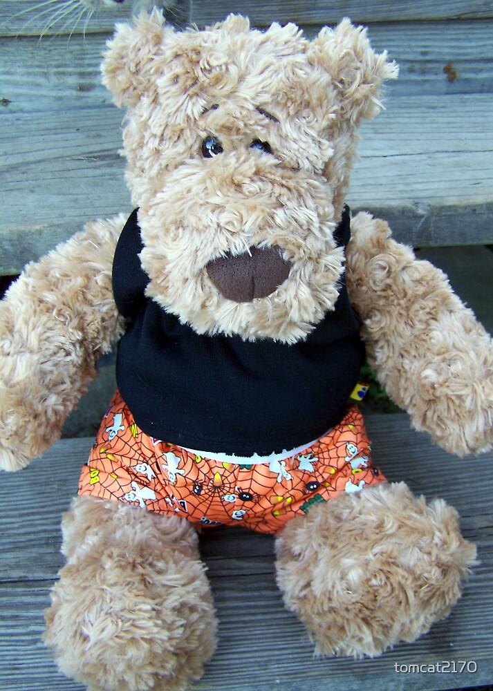 teddy bear by tomcat2170