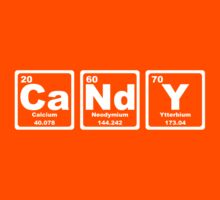 Candy - Periodic Table Kids Clothes