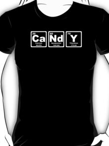 Candy - Periodic Table T-Shirt