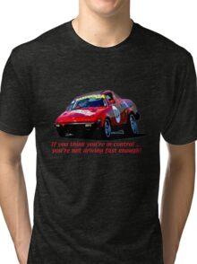 TR7V8 Tri-blend T-Shirt