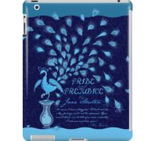 Paisley Peacock Pride and Prejudice: Classic iPad Case/Skin