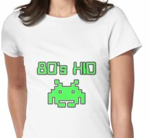 80's KID Womens Fitted T-Shirt