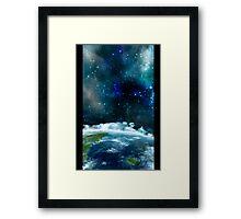 nebular Framed Print