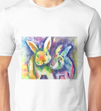 Rabbit Pals Unisex T-Shirt