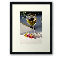 something for them, something for us! Framed Print