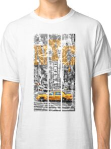 The New York Taxi Classic T-Shirt