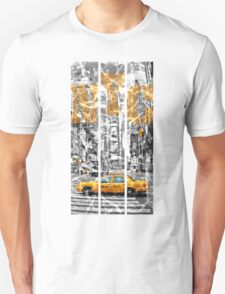 The New York Taxi T-Shirt