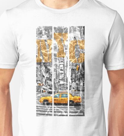 The New York Taxi Unisex T-Shirt