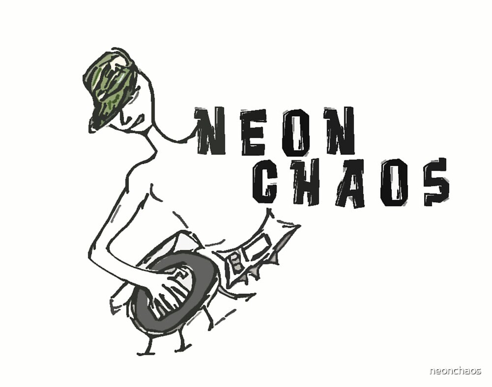 Dj Neonchaos at the 1's and 2's  by neonchaos