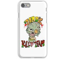 Zombie Kill Team iPhone Case/Skin