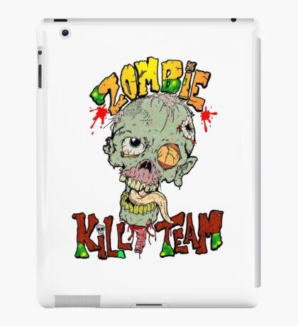 Zombie Kill Team iPad Case/Skin