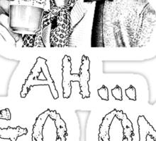 MRS. DOYLE - AH, GO ON, GO ON Sticker